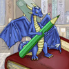 Dragon libraire